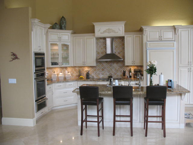 Kitchen bath deerfield beach fl cabinets countertops - Kitchen cabinets west palm beach ...