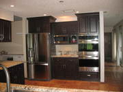 S) .. Cabinet Refacing: Delray Beach,  FL. Custom Cabinets
