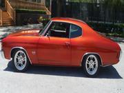 1971 Chevrolet Chevrolet: Chevelle SS