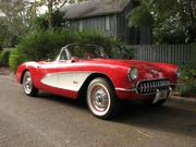 1956 Chevrolet Chevrolet: Corvette CORVETTE CONVERTIBLE 1 OF 111